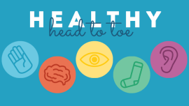 5 Inventive Tips To Stay Healthy From Head To Toe