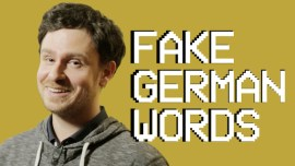 7 German Words You Need To Know (That Don't Exist)