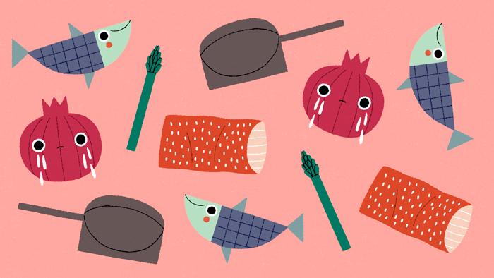 Palavras e expressões curiosas sobre comida em francês