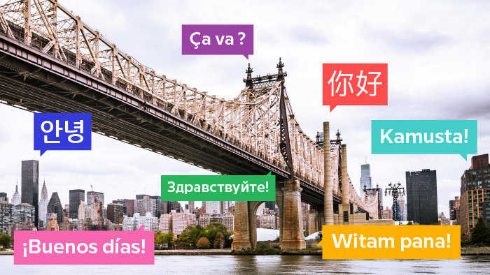 The Languages Of Queens: Diversity Capital Of The World