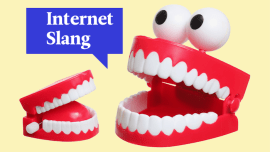 Everything You Always Wanted to Know About Internet Slang*