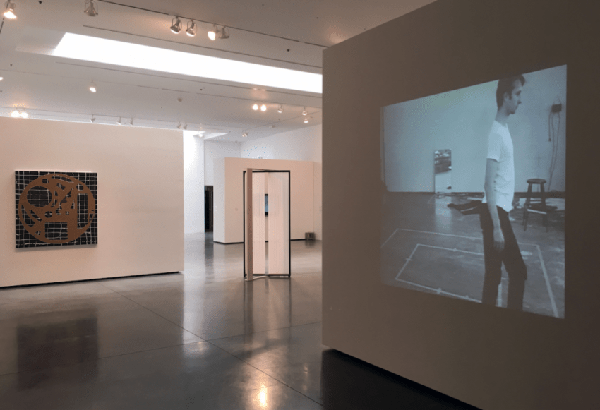 Performing the Grid (installation view) (2016). Images courtesy of Ben Maltz Gallery at Otis College of Art and Design. Photo: Chris Warner.