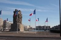 ル・アーヴル中心