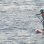 【SUP練習日誌170919,0920】SUPボード種類、コース、距離、タイム、ストロークを記録する