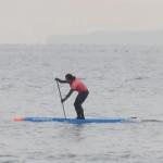 【SUP60km練習日誌】長めにしっかり漕ぐ180221