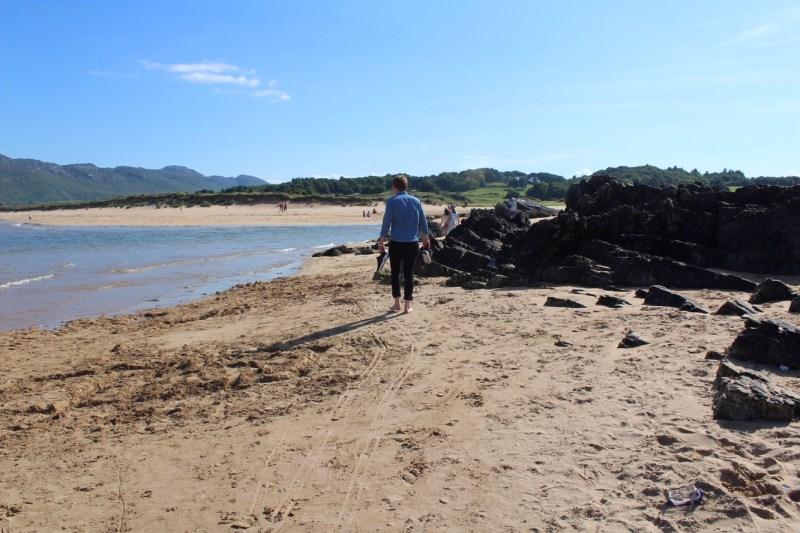 donegal, portsalon, ireland, beach