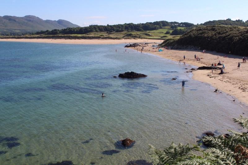 donegal, ireland, portsalon, beach, Irish beach, Northern Ireland, wild Atlantic way