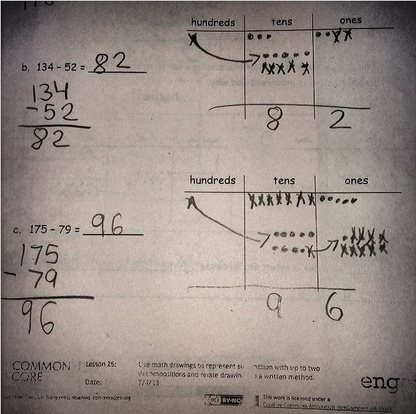 Common Core Math Problems – The Education Action Network