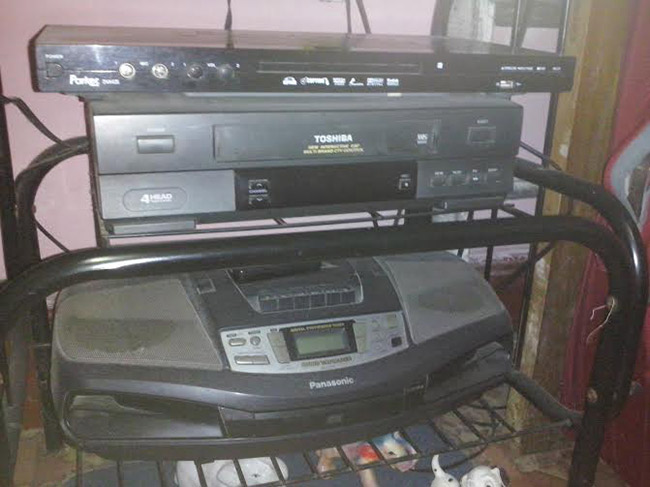 Poverty cuban style sitename national review their electronics station included a dvd vcr radio and television that would not have been found on mainstream retail shelves in the united states in the publicscrutiny Images