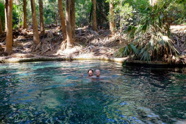 Thermal Pool & Rainbow Springs à Mataranka