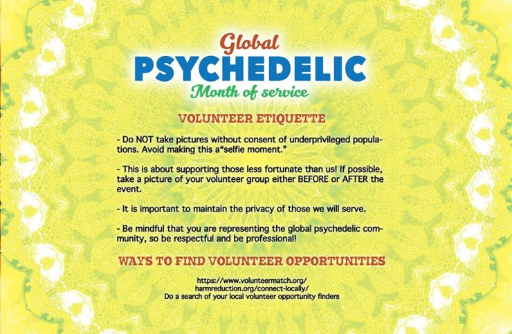 kwasi adusei - psychedelic month of service