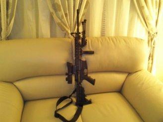Taser - rifle photo