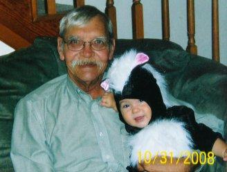 Veterans death 3 - grandchild photo