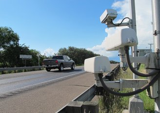Checkpoints- surveillance cameras photo
