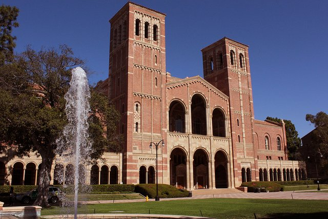 UCLA spending - campus photo