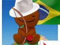 vamos jogar Zico capoeira(しばらくお休みをください…)