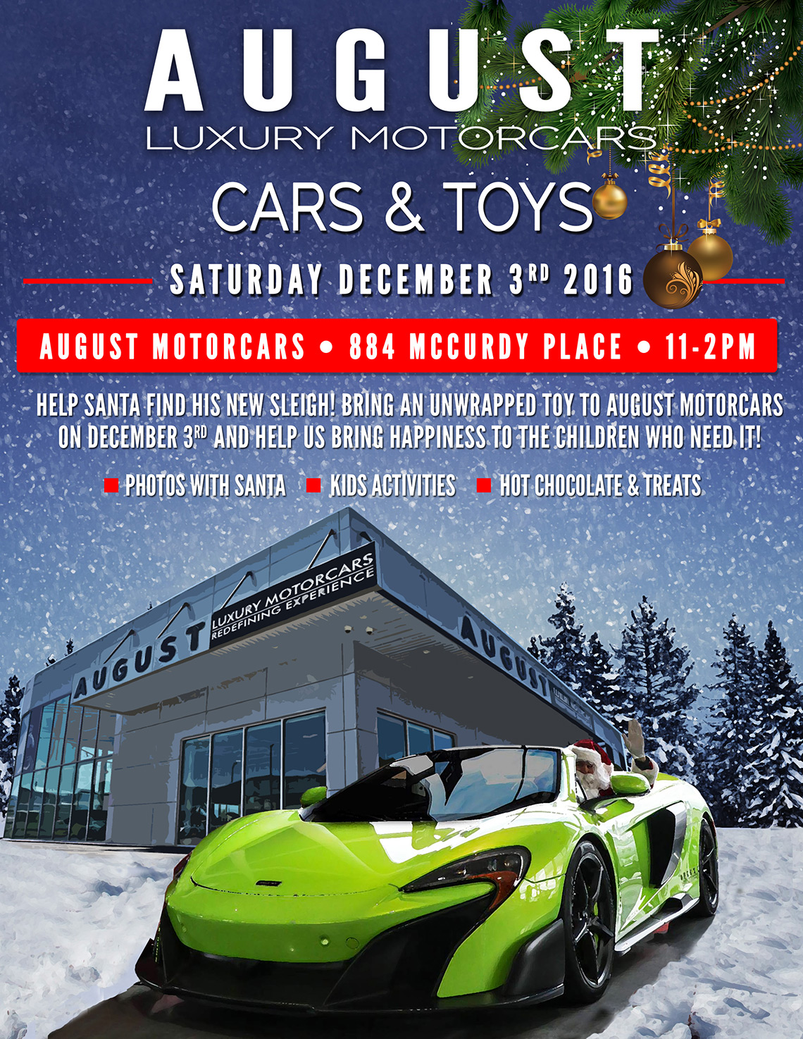 Cars & Toys Event
