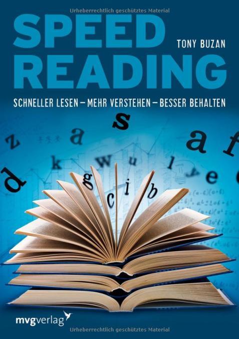 Speed Reading von Tony Buzan