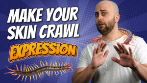 pete smissen, host of aussie english podcast, learn english with pete, learn australian english, english expressions example, what is make skin crawl, free english lessons, learn aussie english