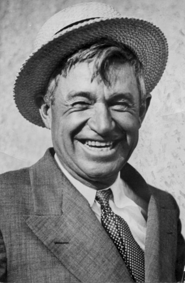 Will Rogers 1879-1935
