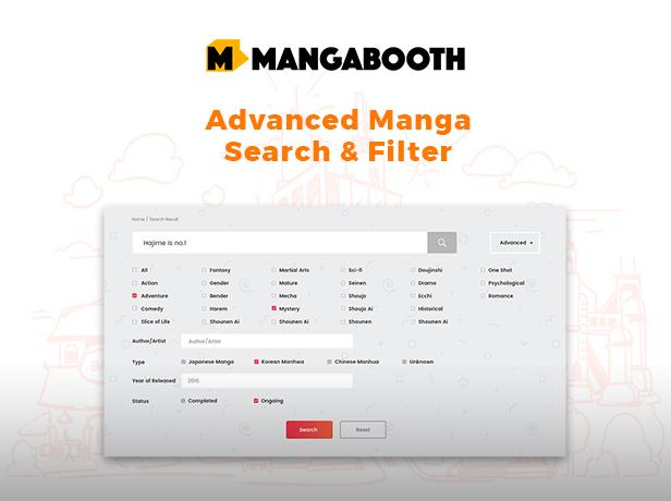 Madara - WordPress Theme for Manga - 7
