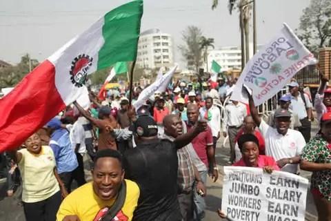 Minimum Wage: Workers Issue 14 Day Ultimatum To Kwara Govt.