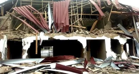 Gunmen burgle Nigerian high commission in Ghana, demolish ...