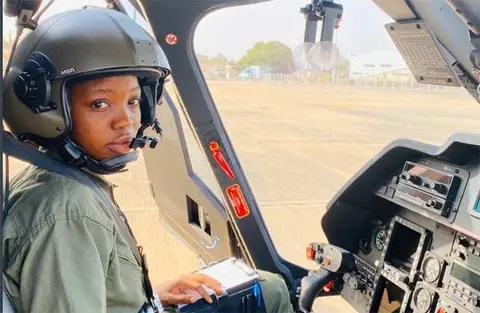 """Mr Akintunde Arotile, father of the late Nigeria' s first female combatant helicopter pilot, Tolulope Arotile, said he spoke with her few hours before her sudden death on Tuesday. Arotile told the News Agency of Nigeria in Lokoja on Wednesday that he was shocked to receive the news of her death few hours later. """"Just […]"""