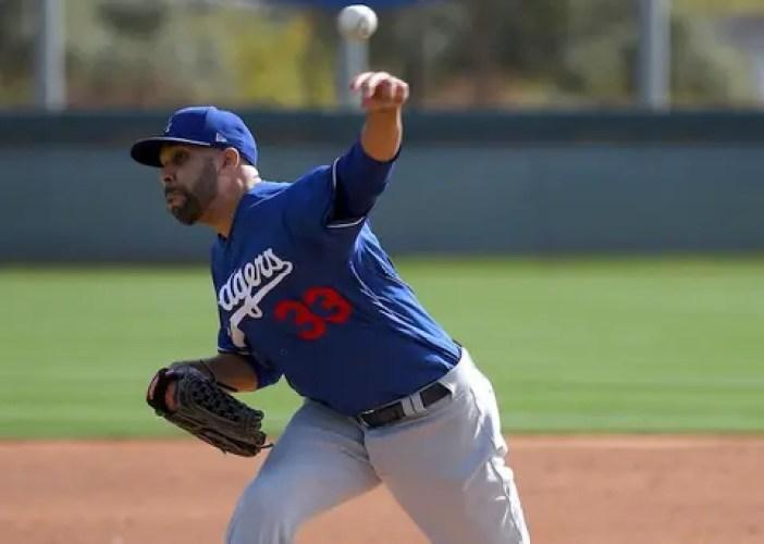 rotación de Los Angeles Dodgers