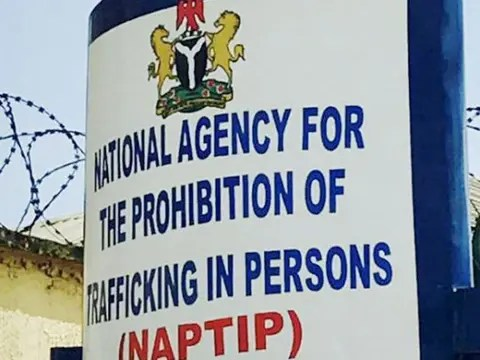 "The National Agency for the Prohibition of Trafficking in Person (NAPTIP) on Friday arrested and paraded the manager of an orphanage ""Divine Hands of Hope'' located at Chukuku, Kuje Area Council of the FCT. Mrs Paulina Okere, the 45 years old indigene of Kogi, an Igbira woman from Nagazi village in Adavi Local Government Area […]"