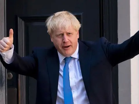 "UK Prime Minister Boris Johnson said on Wednesday that he was 'saddened' to learn of the train derailment in Scotland's Aberdeenshire that has reportedly left at least one person dead. ""I am saddened to learn of the very serious incident in Aberdeenshire and my thoughts are with all of those affected. ""My thanks to the […]"