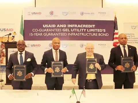 United States Agency for International Development (USAID) Mission on Wednesday launched $19.2 million Integrated Child Health and Social Services Award Region 4 (ICHSSAA 4) to support 76,000 HIV Orphan and Vulnerable Children (OVC). USAID made this known in a statement by the Public Affairs Department of U.S Embassy in Abuja. According to the agency, the […]