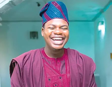 I always find it hard to see myself as a comedian —Adedayo, Mr ...