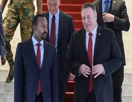 """NNN: El primer ministro, Abiy Ahmed, dijo el miércoles que Etiopía ha completado el llenado de la presa más grande de África en el Nilo, que ha sido un punto de disputa con los vecinos Egipto y Sudán. """"Hemos completado con éxito el primer llenado de la presa sin molestar y dañar a nadie más. […]"""