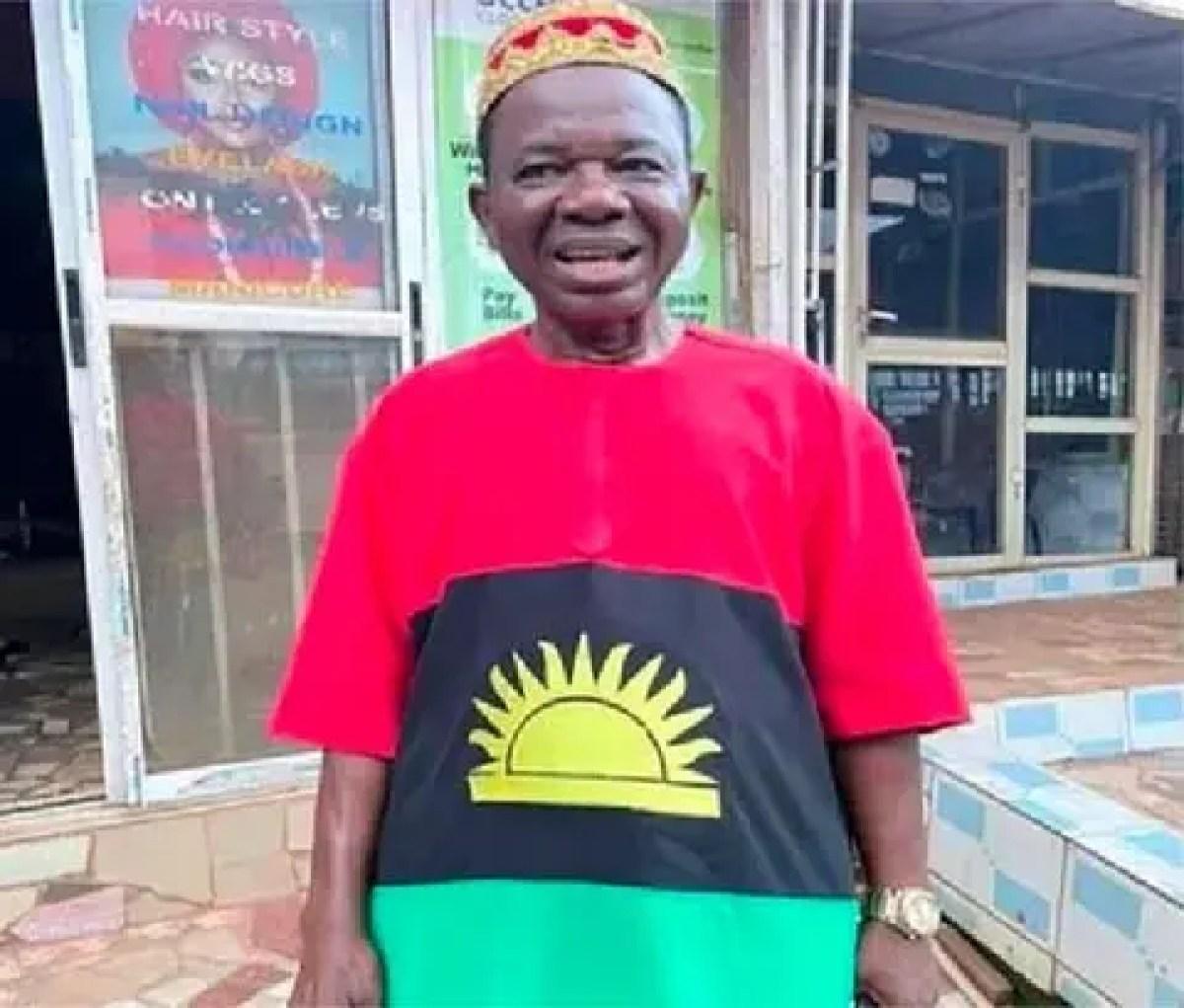 Nigerian Army Gives Reason For Arresting Nollywood Veteran Chiwetalu Agu