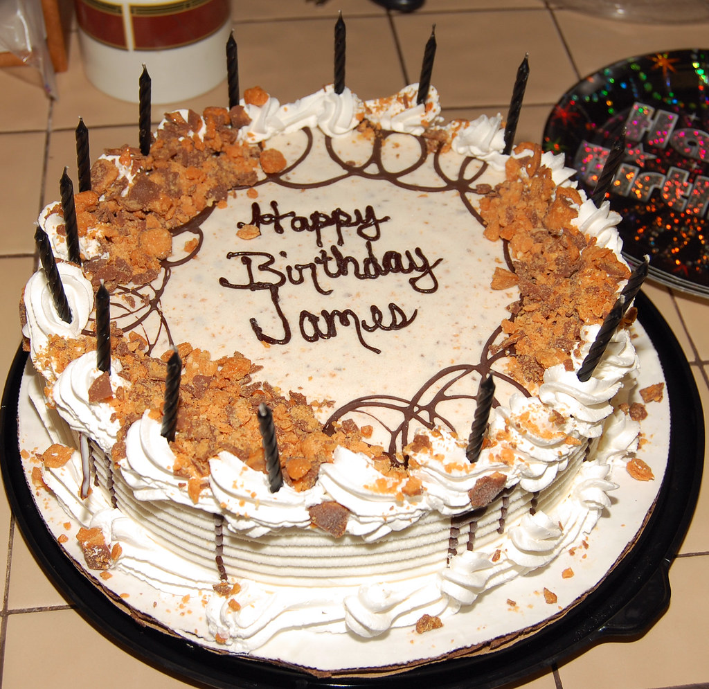 All Sizes Birthday Cake For James Ii Flickr Photo Sharing