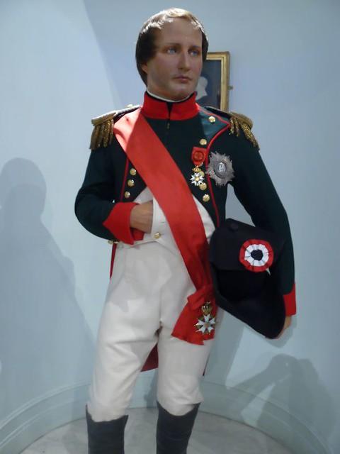 French Emperor Napoleon Bonaparte At Madame Tussaud S Wax
