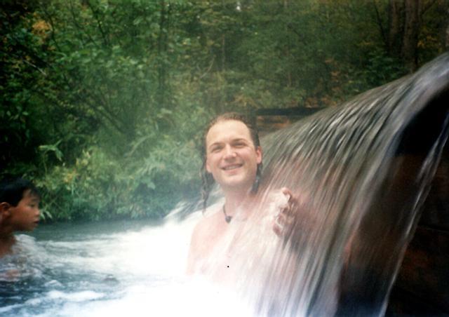Liard Hot Springs. Mile 496 Alaska Hwy, BC