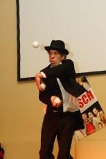 jonglage mit mirijam raunikar