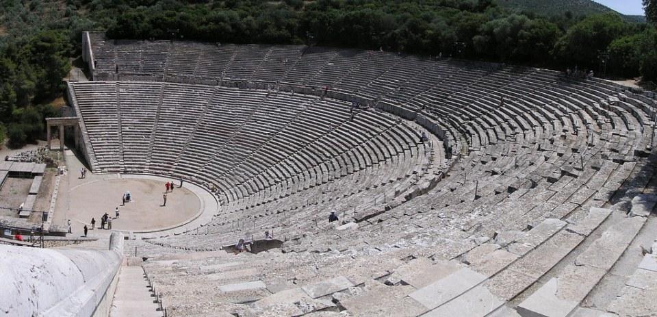 Teatro de Epidauro Grecia 05