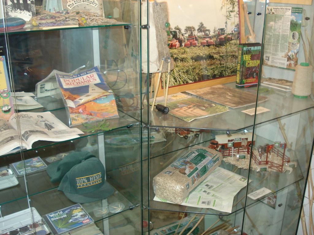 Hash Marihuana Hemp Museum