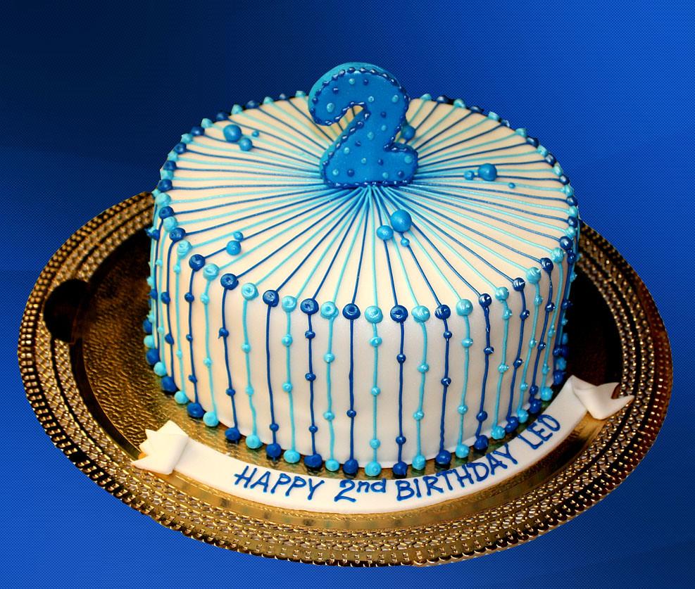 Second Birthday Cake Svetlana Nikolova Flickr