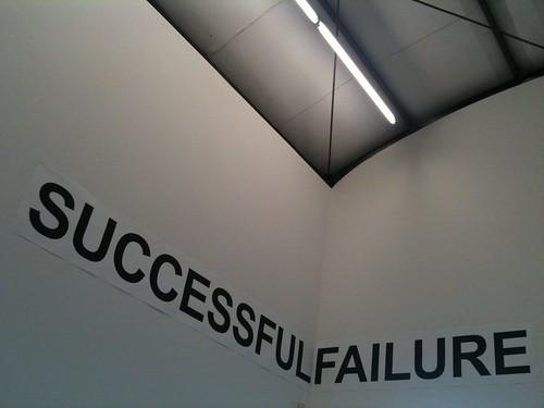 SUCCESSFULLFAILURE (opening of Dutch Identity at de Paviljoens in Almere)