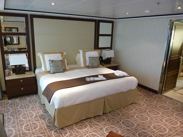 Celebrity Eclipse Penthouse Suite (4)