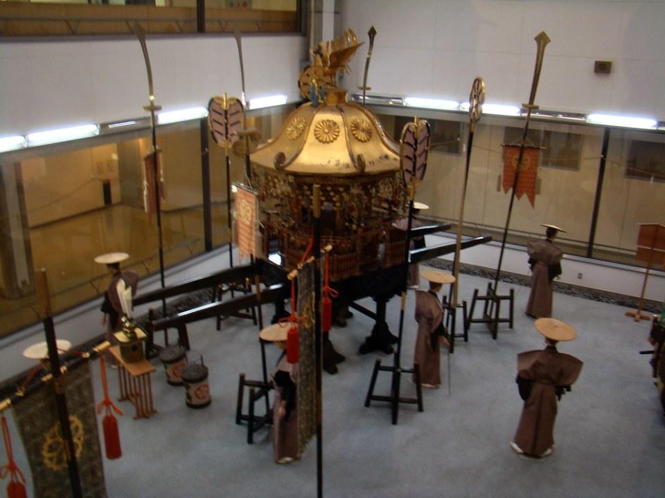 Museo Sala de Carros Alegoricos Takayama Japon 08