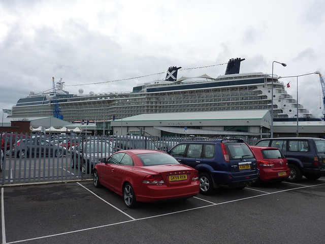 Celebrity Eclipse Southampton (3)