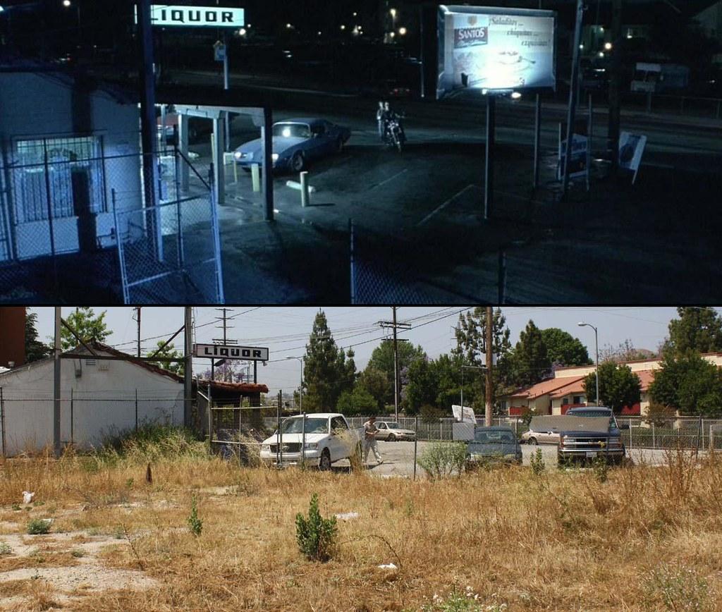 Terminator 2 Judgment Day T2 This Pacoima Liquor Store