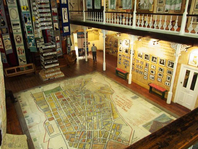 Cape Town : Distrix Six Museum