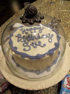 Happy Birthday Sue Susan S Birthday Cake When We Celebrat Flickr