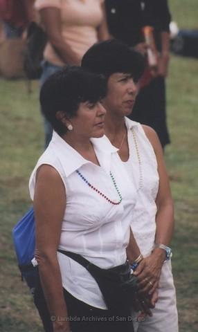 Commitment Ceremony at San Diego LGBTQ Pride Festival, 2006
